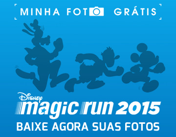 Disney Magic Run 2015